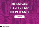 ABSOLVENT Talent Days 2017 – Come to meet BICC in Warsaw and Cracow!